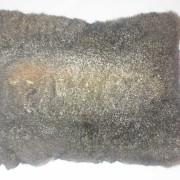 Pillow silver grey